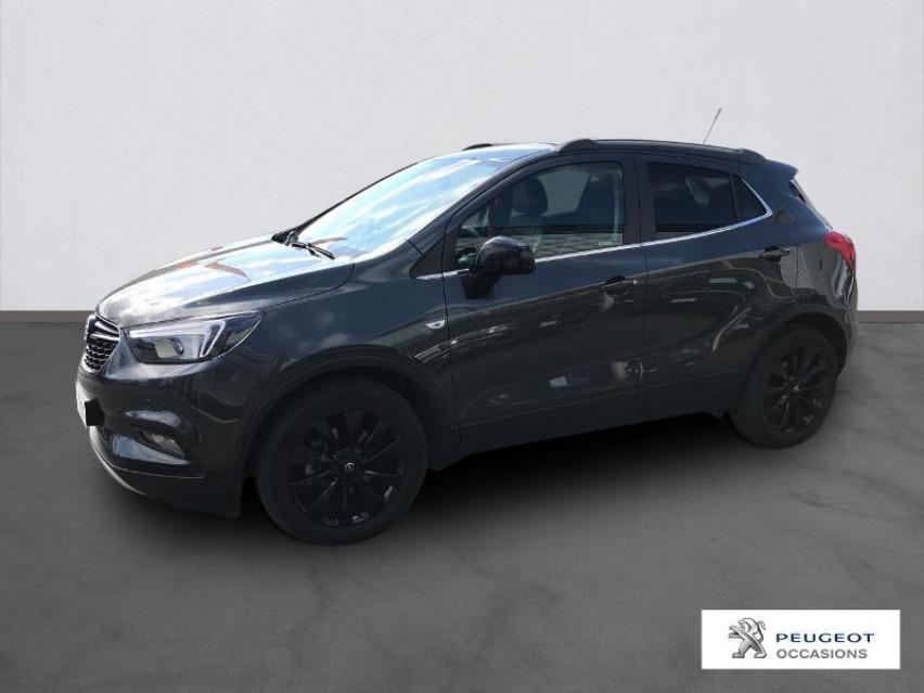 Photo voiture OPEL Mokka X 1.6 D 136ch BlueInjection Black Edition 4x2     occasion en vente à Carcassonne à 17490 euros