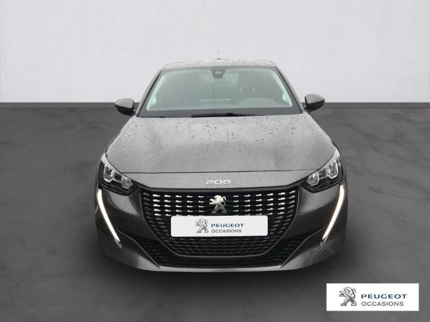Photo voiture PEUGEOT 208 1.5 BlueHDi 100ch S&S Allure Business     occasion en vente à Carcassonne à 21850 euros