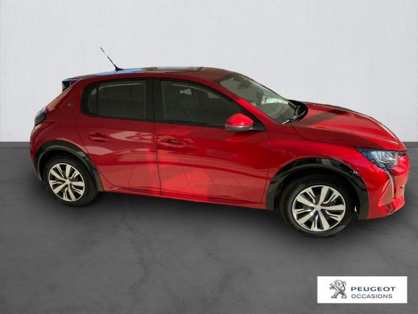 Photo voiture PEUGEOT 208 e-208 136ch Active     occasion en vente à Carcassonne à 24900 euros
