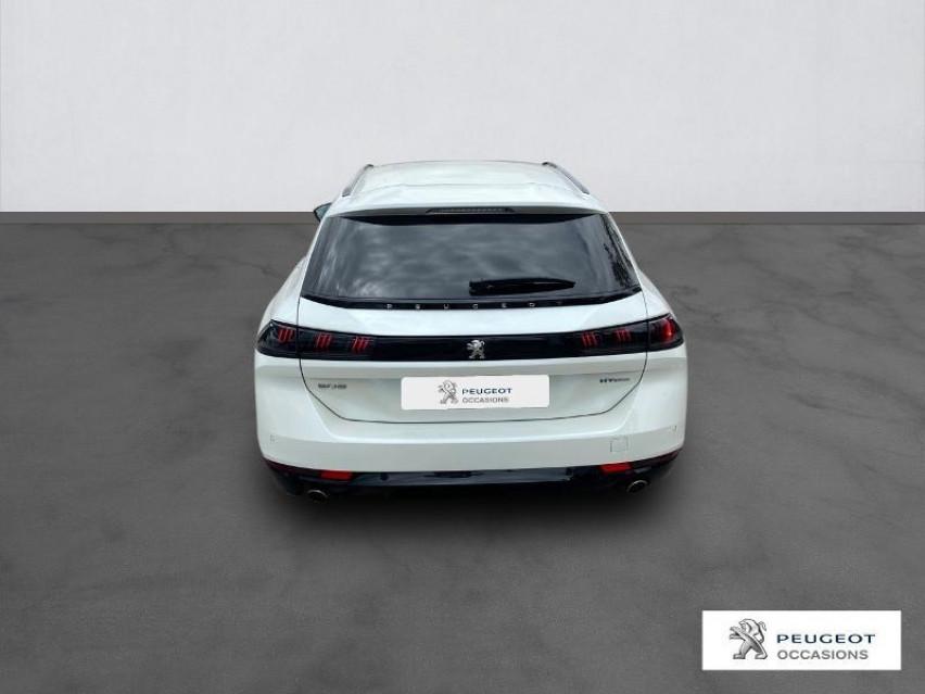Photo voiture PEUGEOT 508 SW Nouvelle 508 SW GT HYBRID 225 e-EAT8     occasion en vente à Carcassonne à 39900 euros