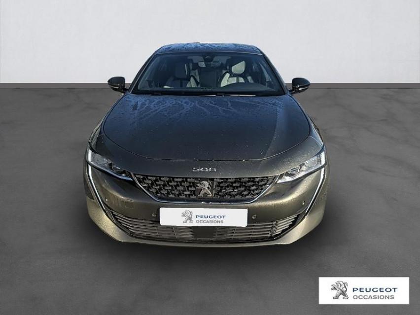 Photo voiture PEUGEOT 508 HYBRID 225ch GT e-EAT8 10cv     occasion en vente à Carcassonne à 36900 euros