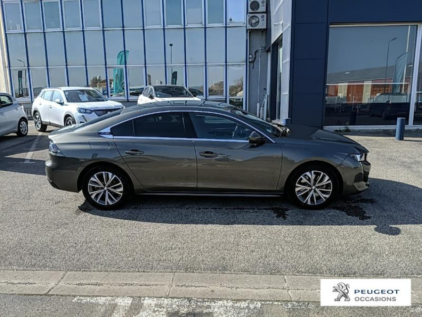 Photo voiture PEUGEOT 508 HYBRID 225ch Allure Business e-EAT8 10cv     occasion en vente à Carcassonne à 33 900 euros