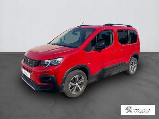 achat Peugeot Rifter occasion à Carcassonne