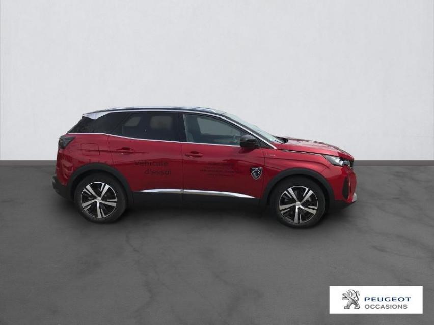 Photo voiture PEUGEOT 3008 HYBRID 225ch GT e-EAT8     occasion en vente à Carcassonne à 43500 euros