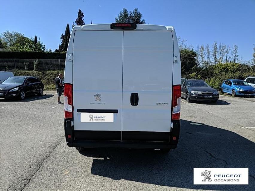 Photo voiture PEUGEOT Boxer Fg 335 L2H2 2.2 BlueHDi S&S 140ch Asphalt     occasion en vente à Carcassonne à 26900 euros