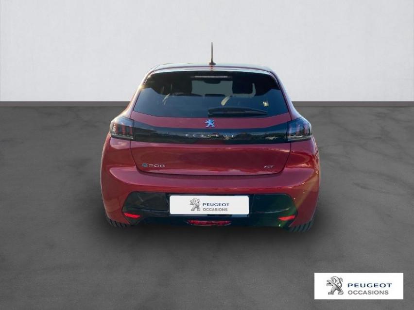 Photo voiture PEUGEOT 208 e-208 136ch GT     occasion en vente à Carcassonne à 27490 euros