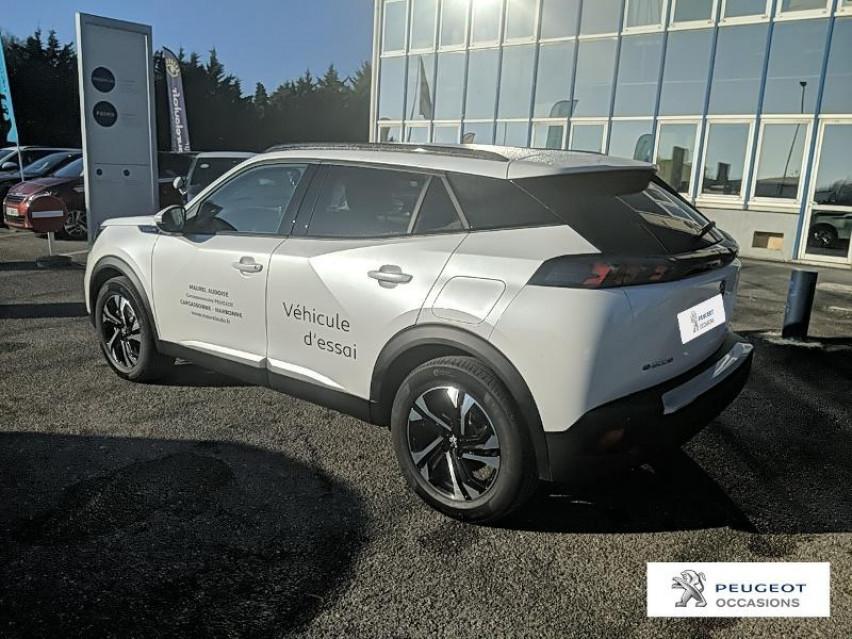 Photo voiture PEUGEOT 2008 e-2008 136ch Allure     occasion en vente à Carcassonne à 25900 euros