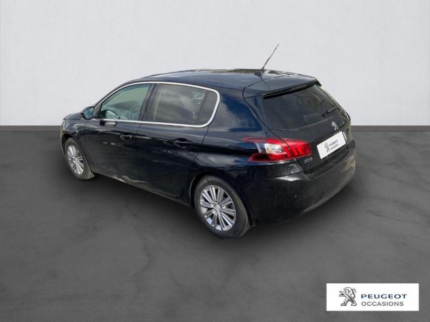 Photo voiture PEUGEOT 308 1.5 BlueHDi 130ch S&S Allure     occasion en vente à Carcassonne à 20990 euros