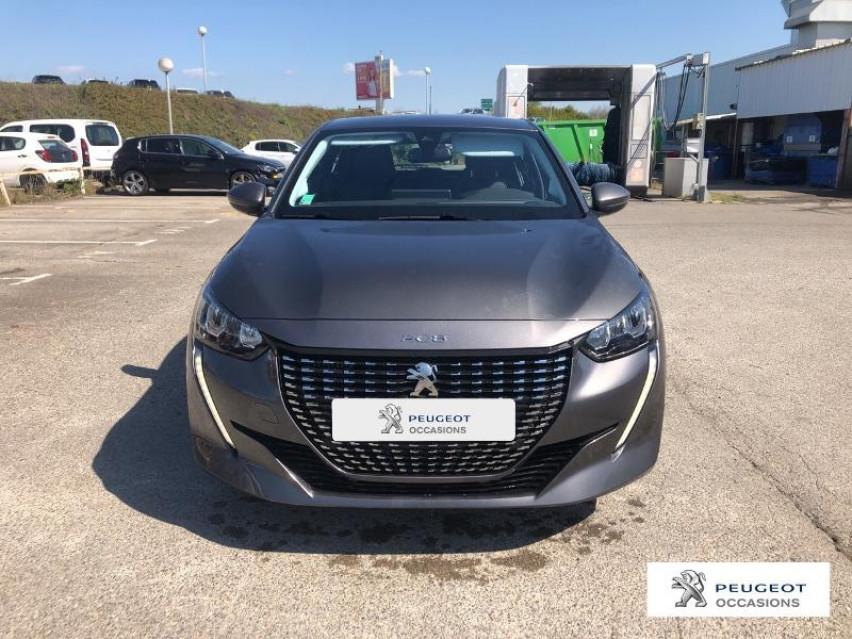 Photo voiture PEUGEOT 208 1.5 BlueHDi 100ch S&S Allure     neuve en vente à Carcassonne à 21790 euros