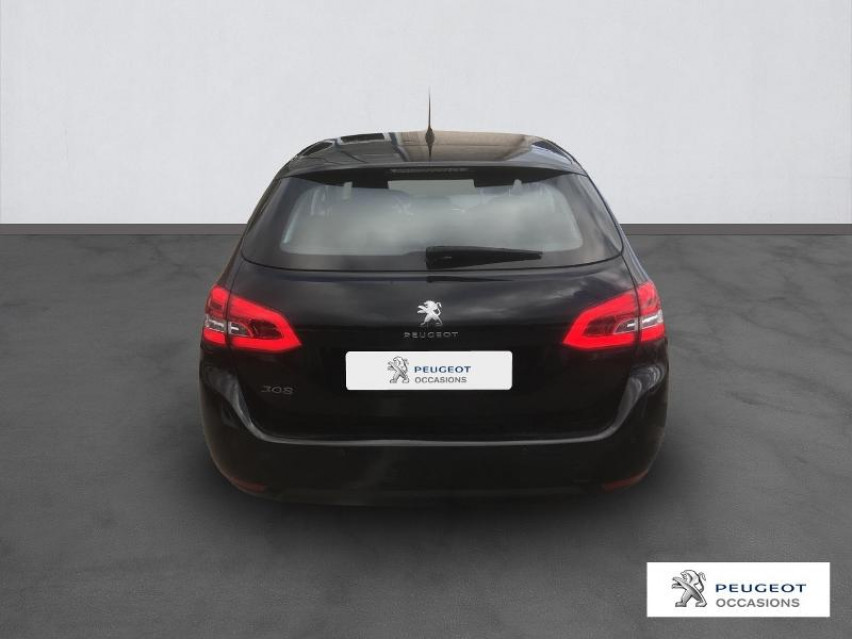 Photo voiture PEUGEOT 308 SW 1.6 BlueHDi 120ch S&S Active Business EAT6     occasion en vente à Carcassonne à 16690 euros