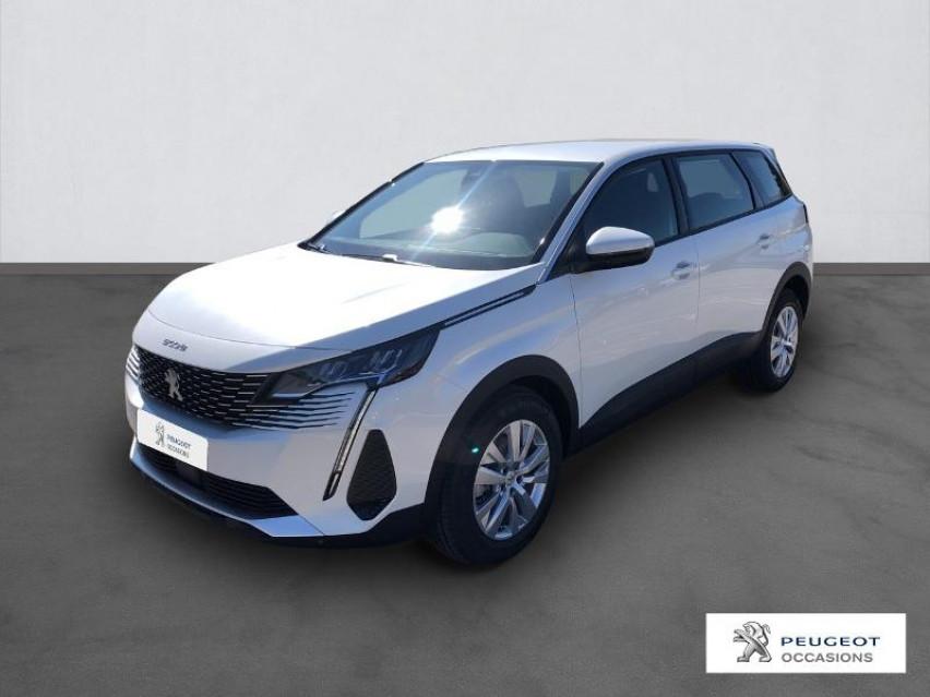 Photo voiture PEUGEOT 5008 1.5 BlueHDi 130ch S&S Active Business EAT8     occasion en vente à Carcassonne à 34900 euros