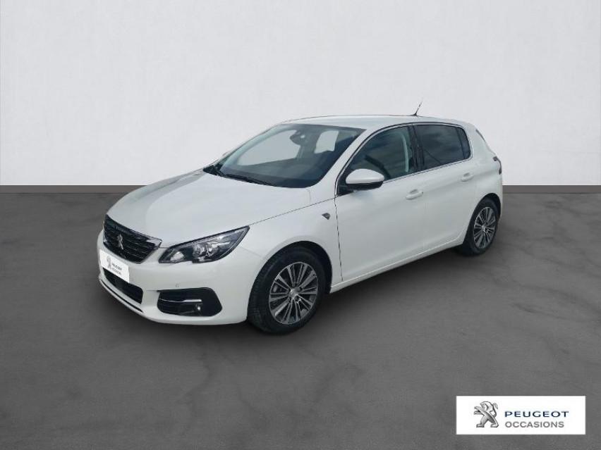Photo voiture PEUGEOT 308 1.5 BlueHDi 130ch S&S Roadtrip     occasion en vente à Narbonne à 22790 euros