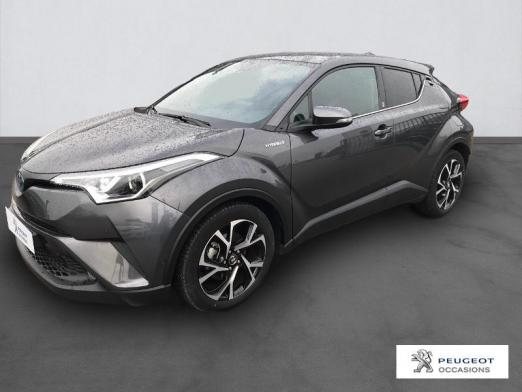achat Toyota C-HR occasion à Narbonne