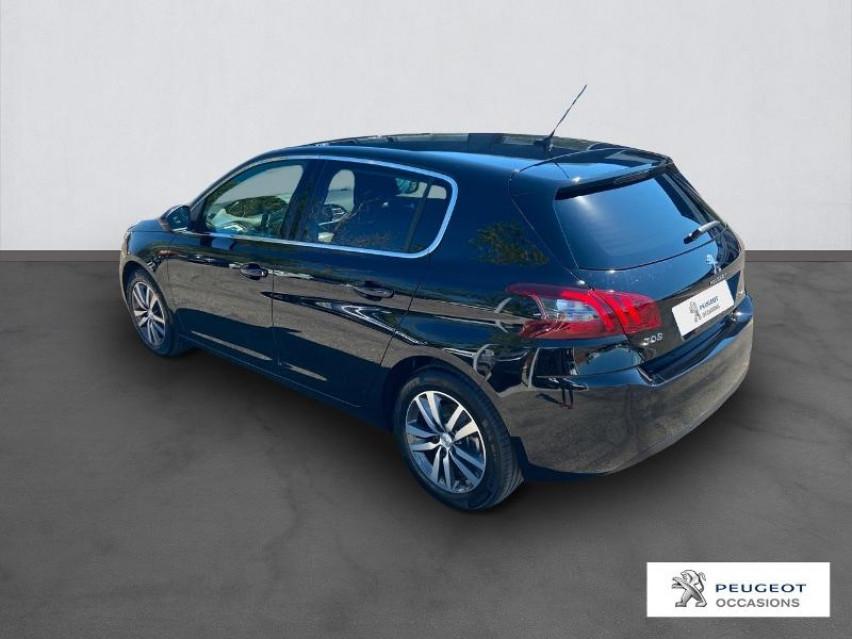 Photo voiture PEUGEOT 308 1.5 BlueHDi 100ch S&S Allure     occasion en vente à Narbonne à 19990 euros