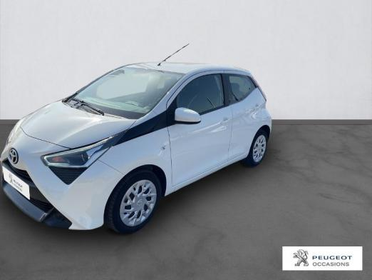achat TOYOTA Aygo occasion à Narbonne