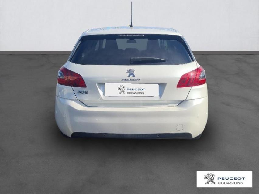 Photo voiture PEUGEOT 308 1.2 PureTech 110ch S&S Allure Basse Consommation     occasion en vente à Narbonne à 15980 euros