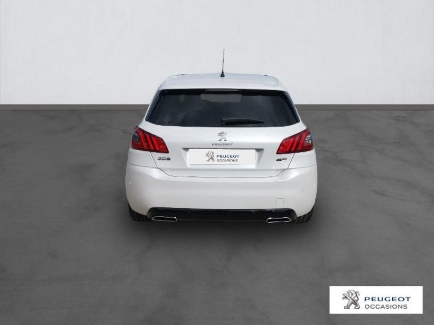 Photo voiture PEUGEOT 308 1.5 BlueHDi 130ch S&S GT Pack EAT8     occasion en vente à Narbonne à 26900 euros