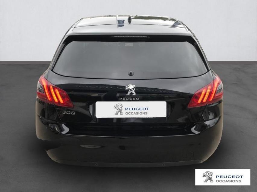 Photo voiture PEUGEOT 308 1.5 BlueHDi 100ch E6.c S&S Style     occasion en vente à Narbonne à 16990 euros
