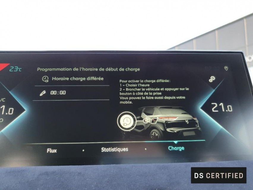 Photo voiture DS DS 3 Crossback E-Tense Ines de la Fressange Paris     neuve en vente à Rodez à 37999 euros