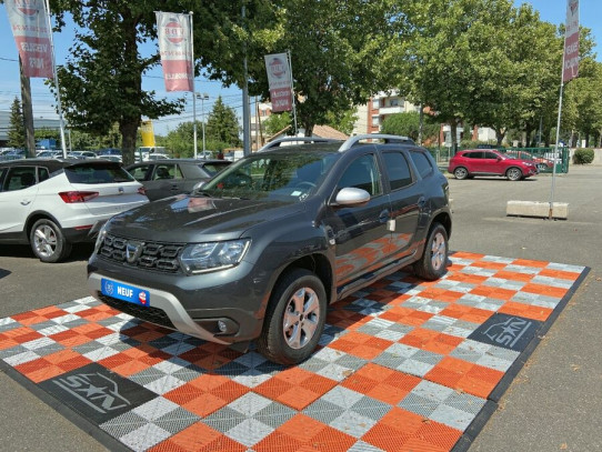 Acheter DACIA Duster Blue dCi 115 4X4 CONFORT PACK LOOK GPS Tablette chez SN Diffusion