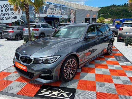 Acheter BMW Série 3 (G21) TOURING 320D H XDRIVE 190 M SPORT GPS JA18 chez SN Diffusion