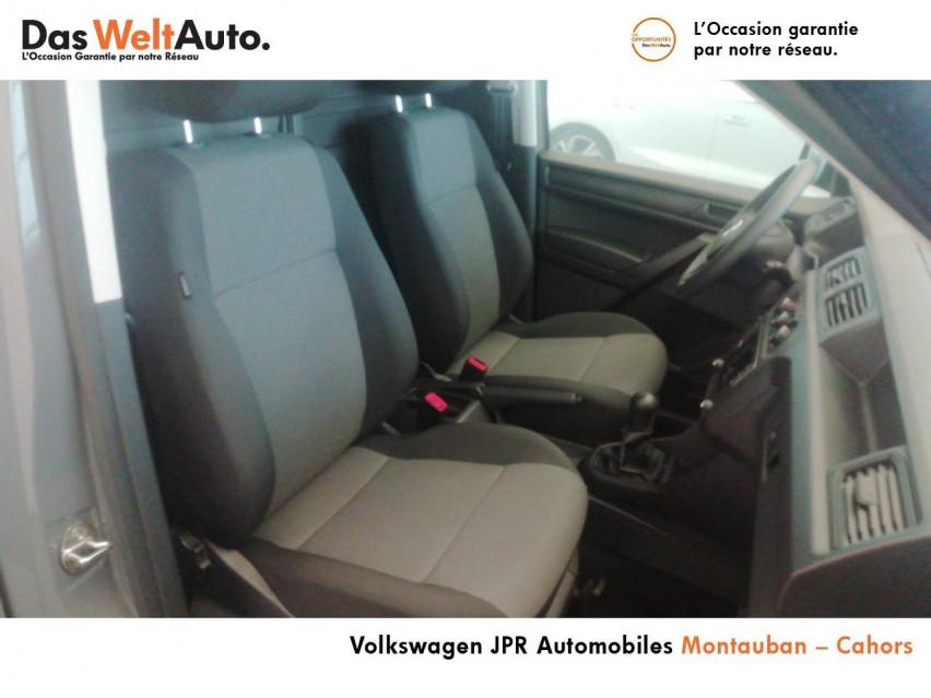 Photo voiture VOLKSWAGEN Caddy Van VUL CADDY VAN 2.0 TDI 102 BVM5 BUSINESS LINE 4p     occasion en vente à Montauban à 17900 euros