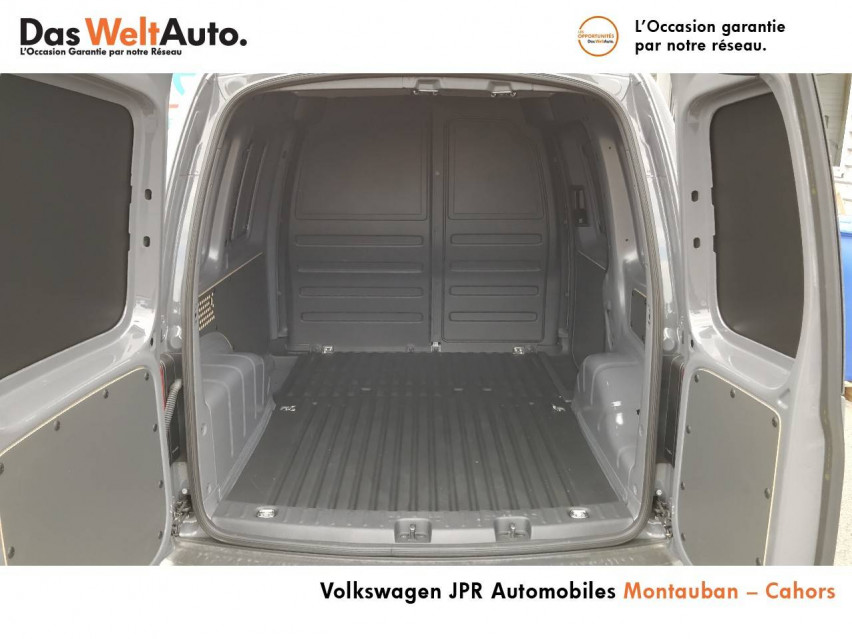 Photo voiture VOLKSWAGEN Caddy Van VUL CADDY VAN 2.0 TDI 102 DSG6 BUSINESS LINE 4p     neuve en vente à Montauban à 20900 euros