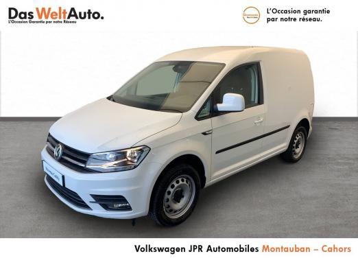 achat Volkswagen Caddy Van VUL neuve à Montauban