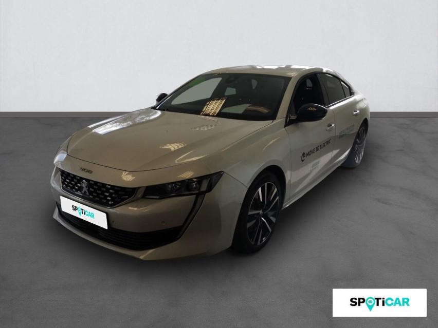 Photo voiture PEUGEOT 508 Nouvelle 508 GT HYBRID 225 e-EAT8     occasion en vente à Rodez à 38990 euros