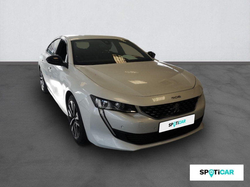 Photo voiture PEUGEOT 508 Hybrid 225 e-EAT8 GT     occasion en vente à Rodez à 35490 euros