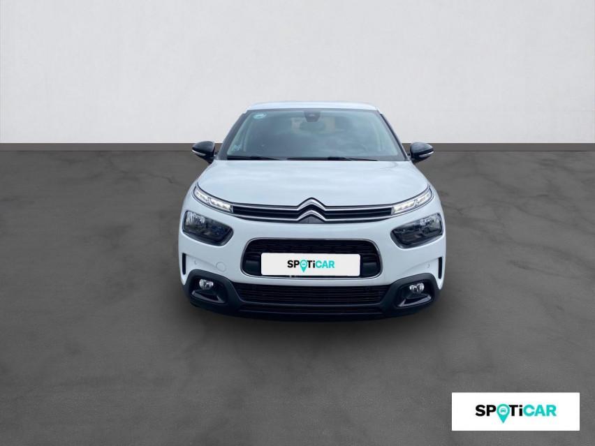 Photo voiture CITROEN C4 (2) 1.5 BLUEHDI 120 S&S SHINE BUSINESS EAT6     occasion en vente à Rodez à 14989 euros