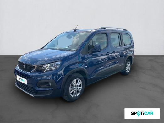 achat Peugeot Rifter occasion à Rodez