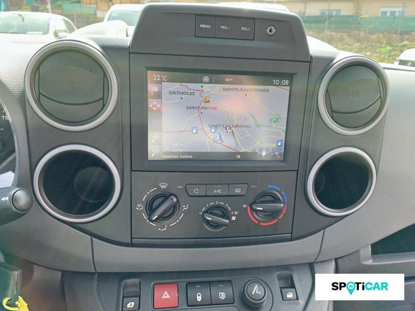 Photo voiture PEUGEOT Partner VUL STANDARD 1.6 BLUEHDI 100 BVM5 PREMIUM     occasion en vente à Rodez à 13489 euros