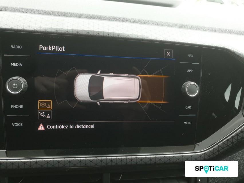 Photo voiture VOLKSWAGEN T-Cross 1.6 TDI 95 Start/Stop DSG7 Lounge     occasion en vente à Rodez à 23489 euros