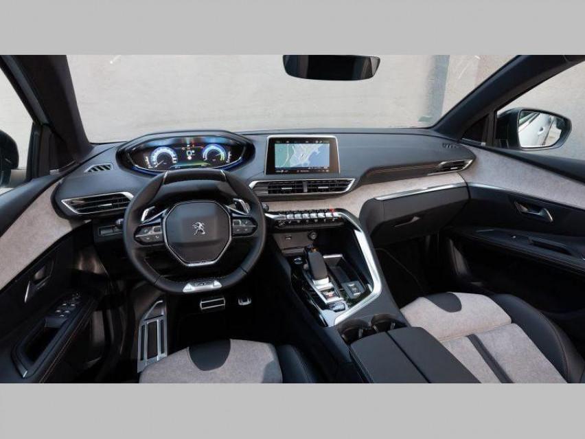 Photo voiture PEUGEOT 3008 Nouveau SUV 3008 Allure Pack HYBRID 225 e-EAT8     occasion en vente à Rodez à 41990 euros