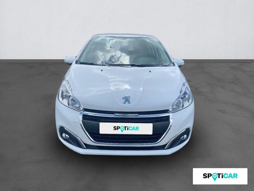 Photo voiture PEUGEOT 208 208 1.6 BlueHDi 100ch S&S BVM5 Active Business     occasion en vente à Rodez à 8989 euros