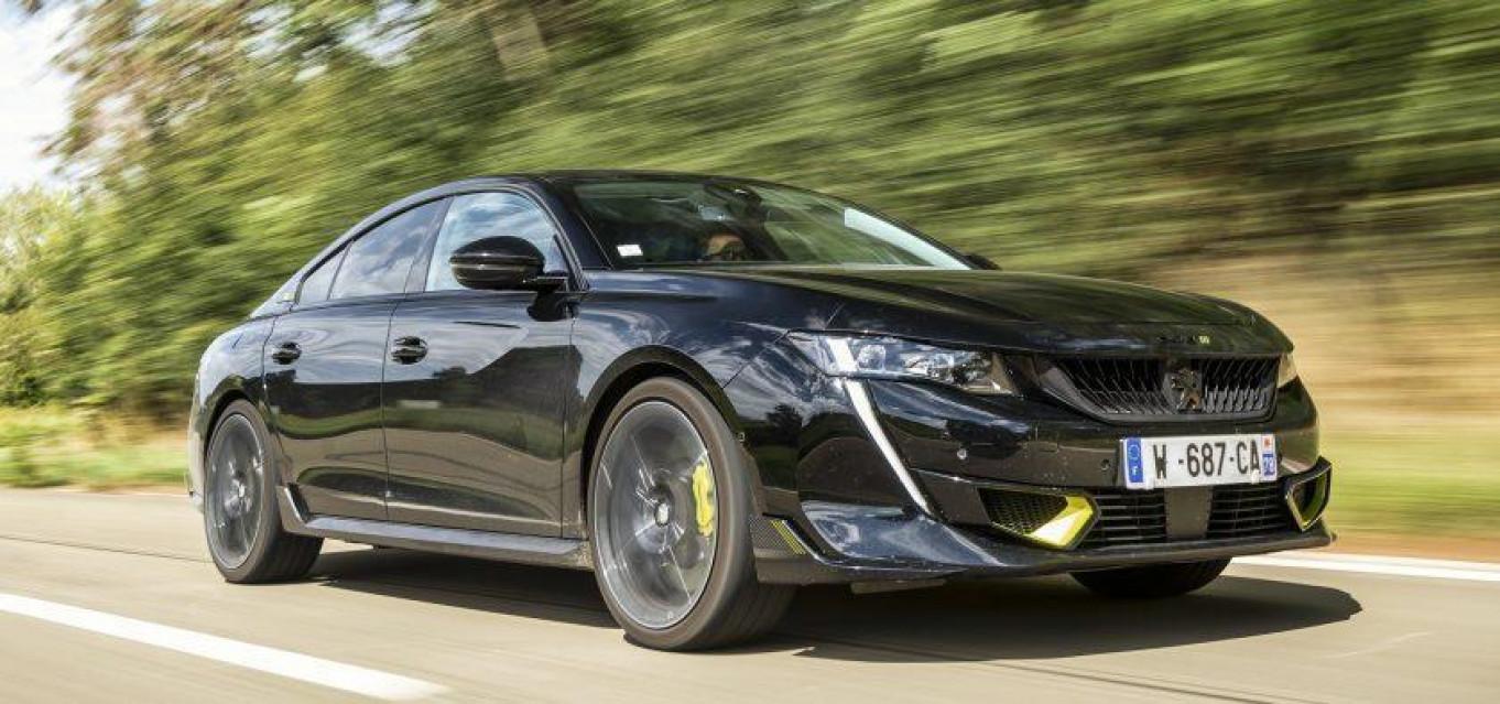 Photo voiture PEUGEOT 508 508 Peugeot Sport Engineered     occasion en vente à Rodez à 62990 euros