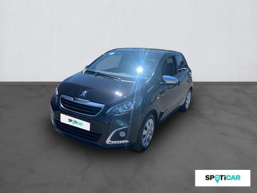 achat Peugeot 108 occasion à Rodez
