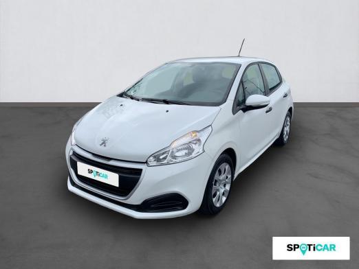 achat Peugeot 208 Affaire VUL occasion à Rodez