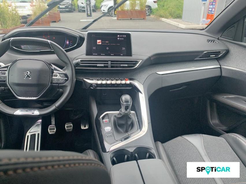 Photo voiture PEUGEOT 3008 Nouveau SUV 3008 GT Line 1,6L BlueHDi 120 S&S BVM6     occasion en vente à Rodez à 22989 euros