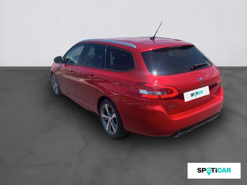 Photo voiture PEUGEOT 308 SW Style BlueHDi 100 S&S BVM6     occasion en vente à Rodez à 15989 euros