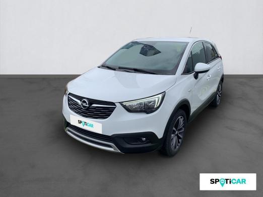 achat Opel Crossland X occasion à Rodez
