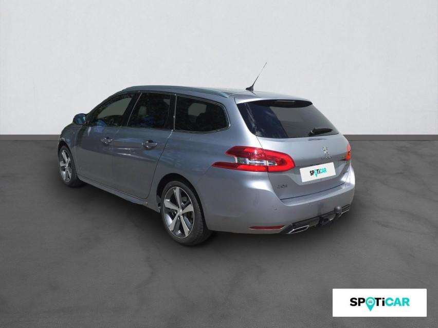 Photo voiture PEUGEOT 308 SW GT LINE 1.6L BLUEHDI 120 BVM6     occasion en vente à Rodez à 18489 euros