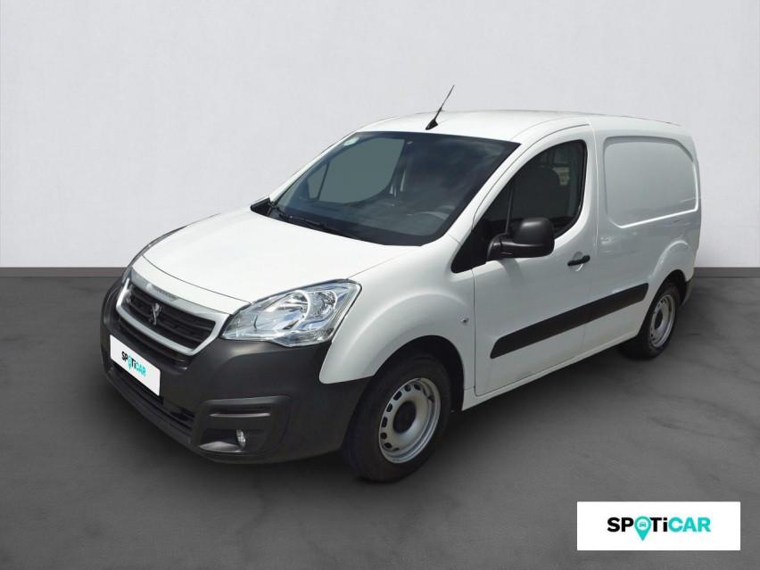 Photo voiture PEUGEOT Partner Partner Premium Pack Standard BlueHDi 100 BVM5     occasion en vente à Rodez à 12489 euros