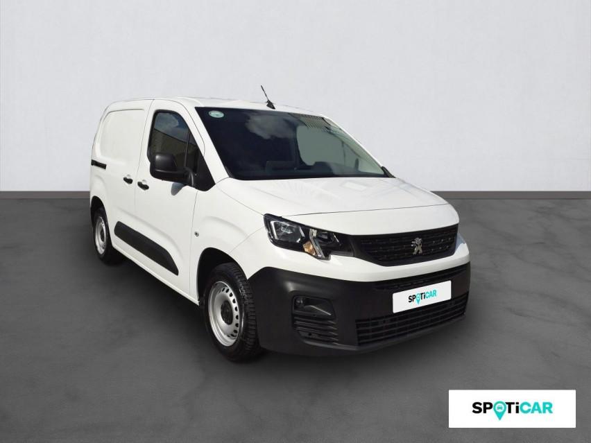 Photo voiture PEUGEOT Partner NV Partner Premium STD 650 kg BlueHDI 100 S&S BVM5     occasion en vente à Rodez à 12989 euros