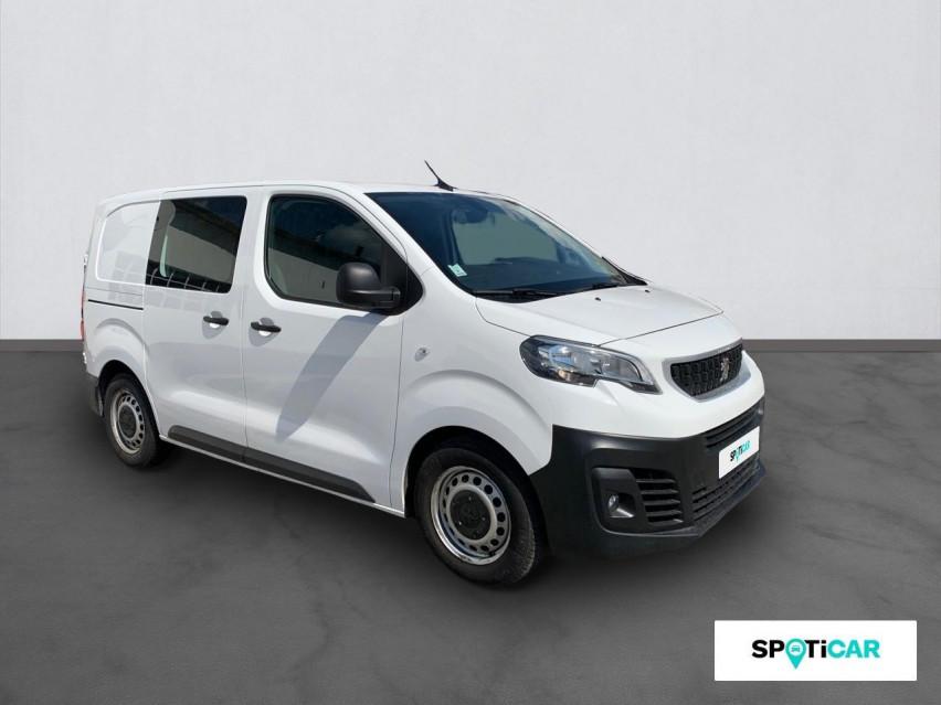 Photo voiture PEUGEOT Expert EXPERT PREMIUM COMPATC 2.0L BLUEHDI S&S BVM6     occasion en vente à Rodez à 20489 euros