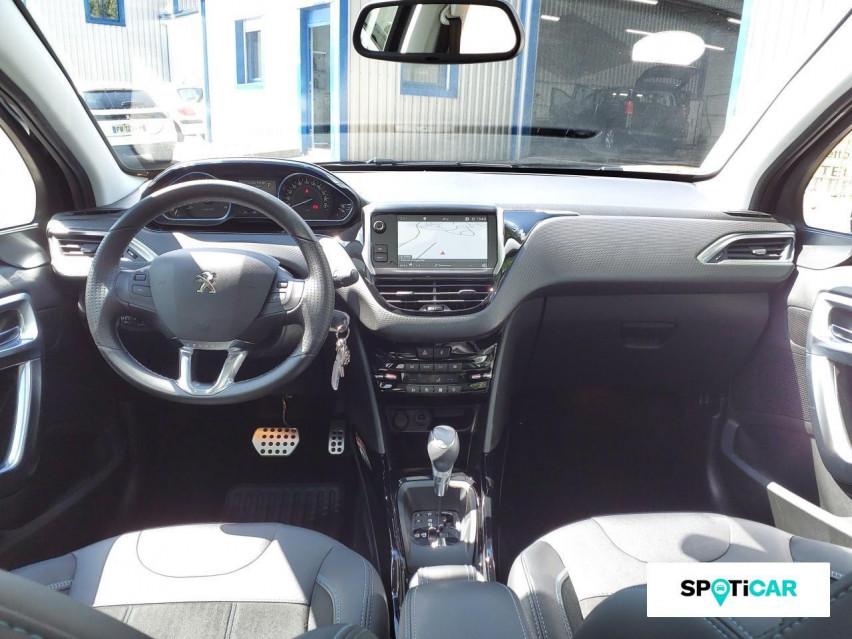 Photo voiture PEUGEOT 2008 SUV 2008 Crossway BlueHDi 120 S&S EAT6     occasion en vente à Rodez à 14989 euros