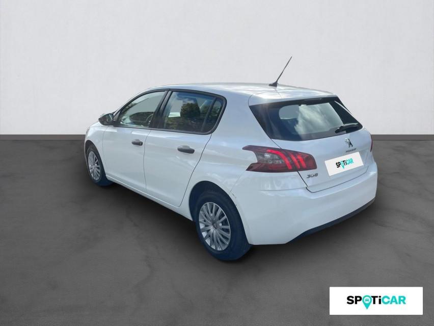 Photo voiture PEUGEOT 308 affaire 5P Premium BlueHDi 100 S&S BVM6     occasion en vente à Rodez à 9489 euros