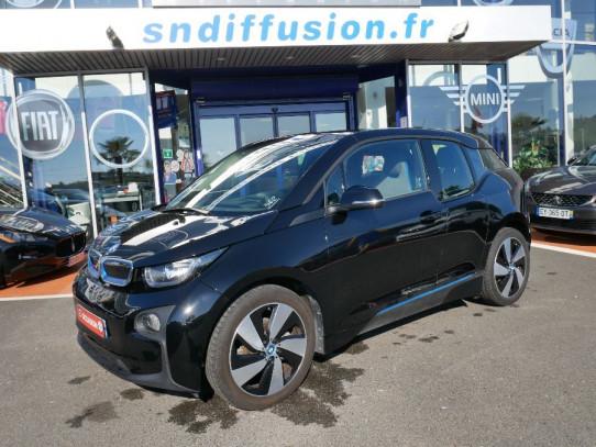 Acheter BMW SERIE i i3 170 Prolongateur Autonomie BLACK EDITION Atelier GPS chez SN Diffusion